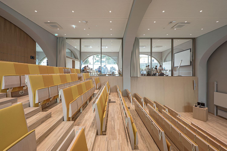 Audimax Hertha Hurnaus │ Berger+Parkkinen Architekten