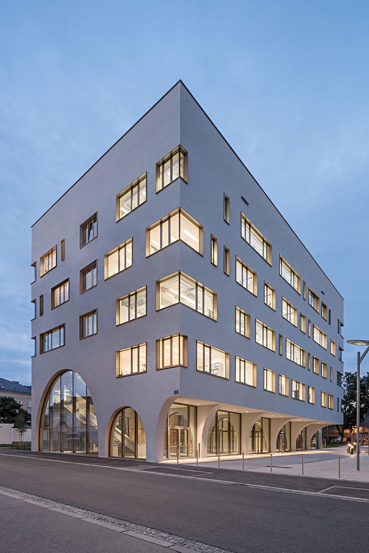 View from Strubergasse Hertha Hurnaus │ Berger+Parkkinen Architekten