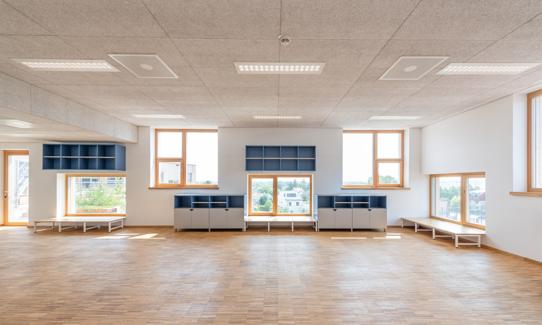 Classroom Lukas Schaller}