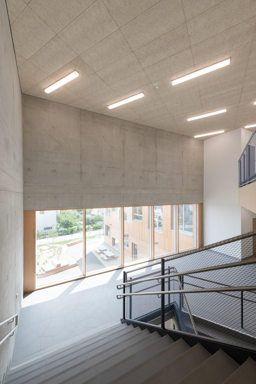 Central Staircase Lukas Schaller
