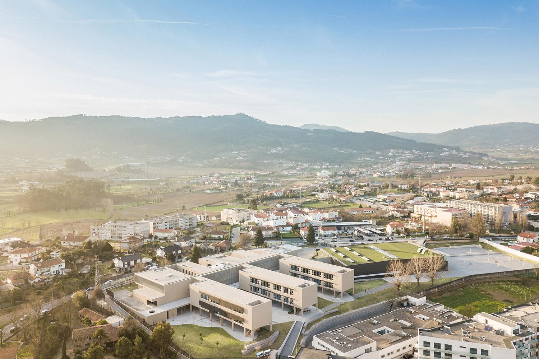 Aerial view João Morgado