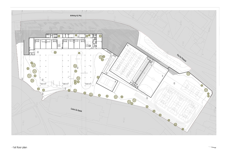 -1st Floor Plan Pitágoras Group}