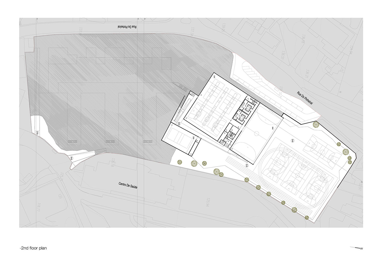 -2nd Floor Plan Pitágoras Group}