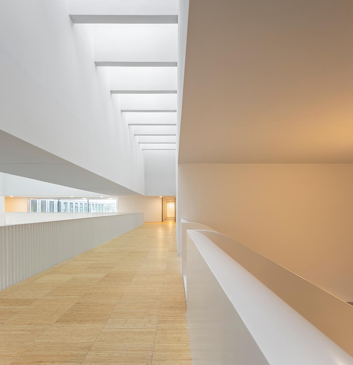 Corridor of CMA Fernando Guerra
