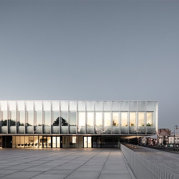 KAAN Architecten - PRANLAS-DESCOURS architect & associates
