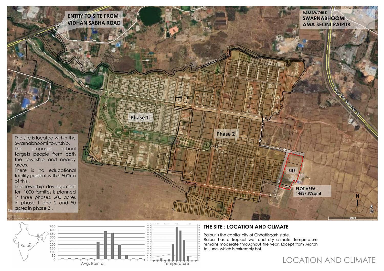 Site location sheet SANJAY PURI ARCHITECTS}