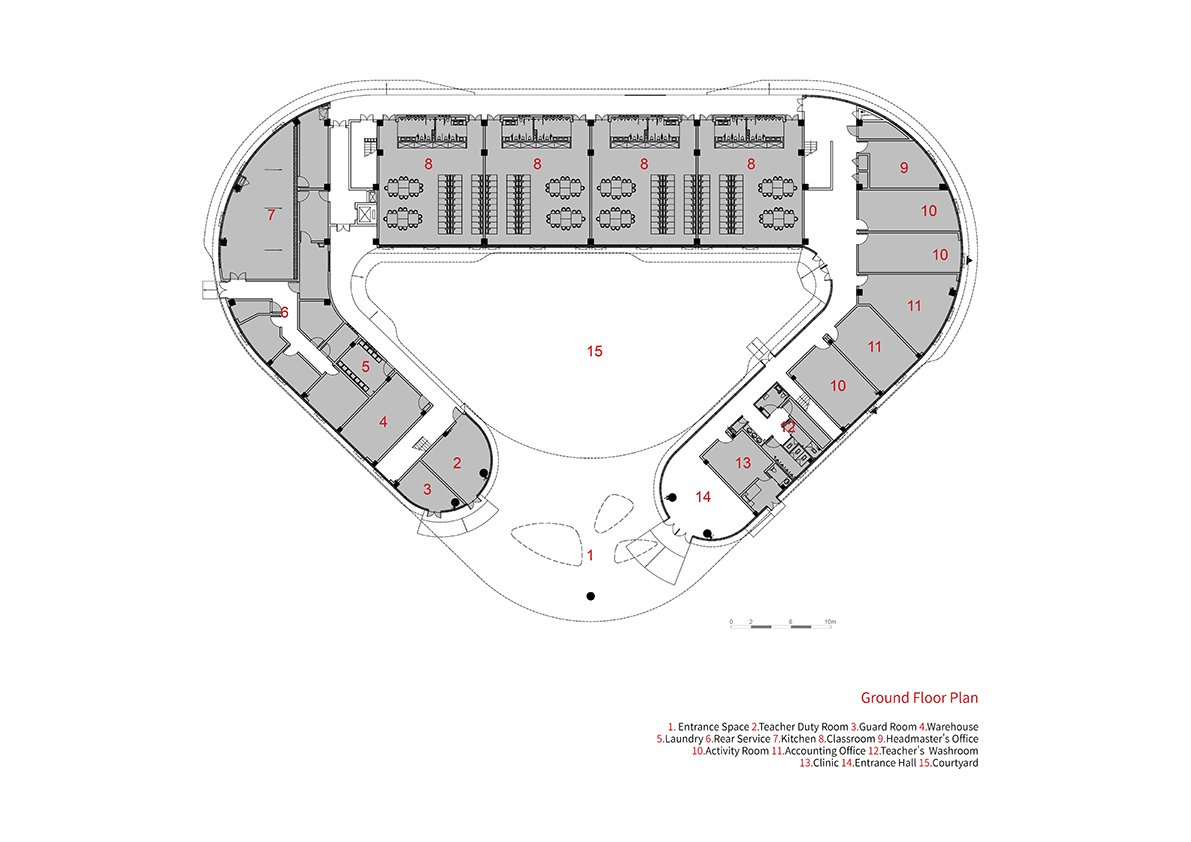 Drawings - 2. Ground Floor Plan THDL}