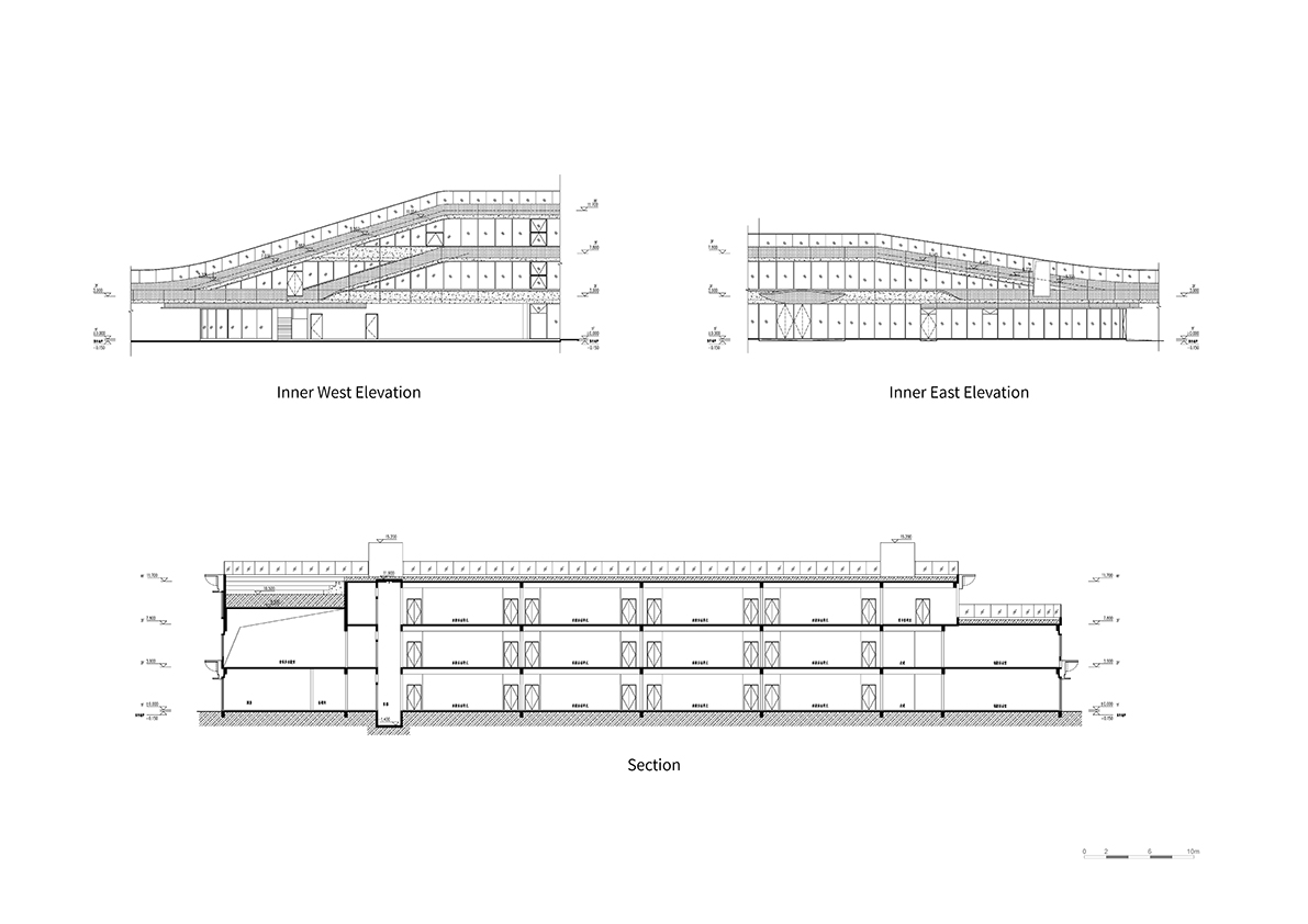Drawings -  8. Elevation & Section THDL}