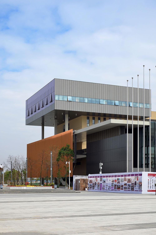 Faculty Building Rocco Design Architects Associates