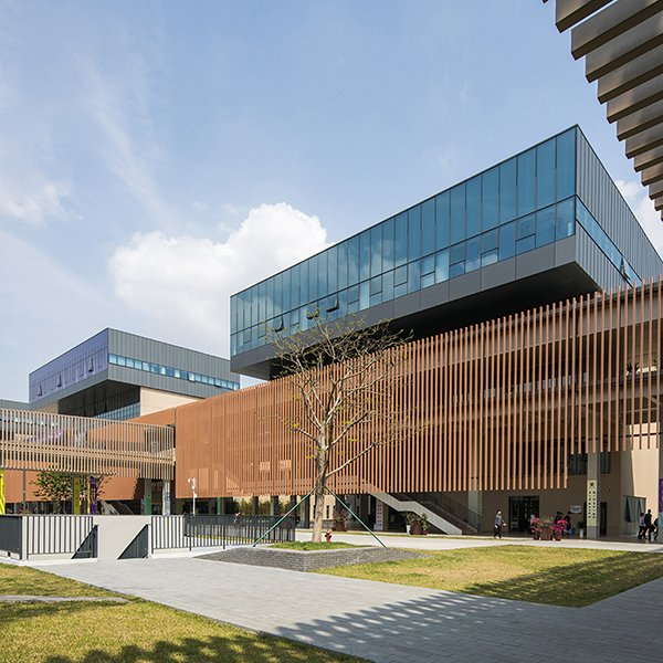 Rocco Design Architects Associates in collaboration with Wang Weijen Architecture and Gravity Partnership