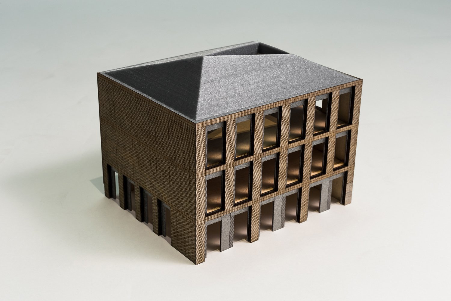 Module Building Block FaulknerBrowns Architects}