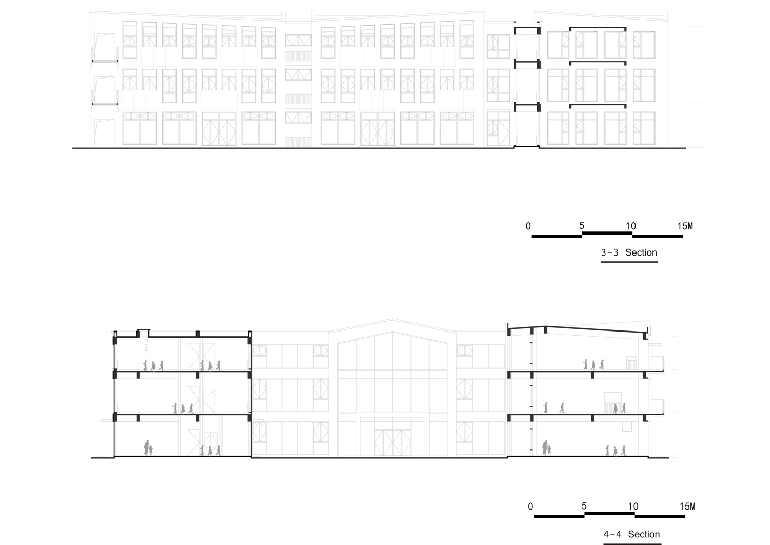 section Lacime Architects}