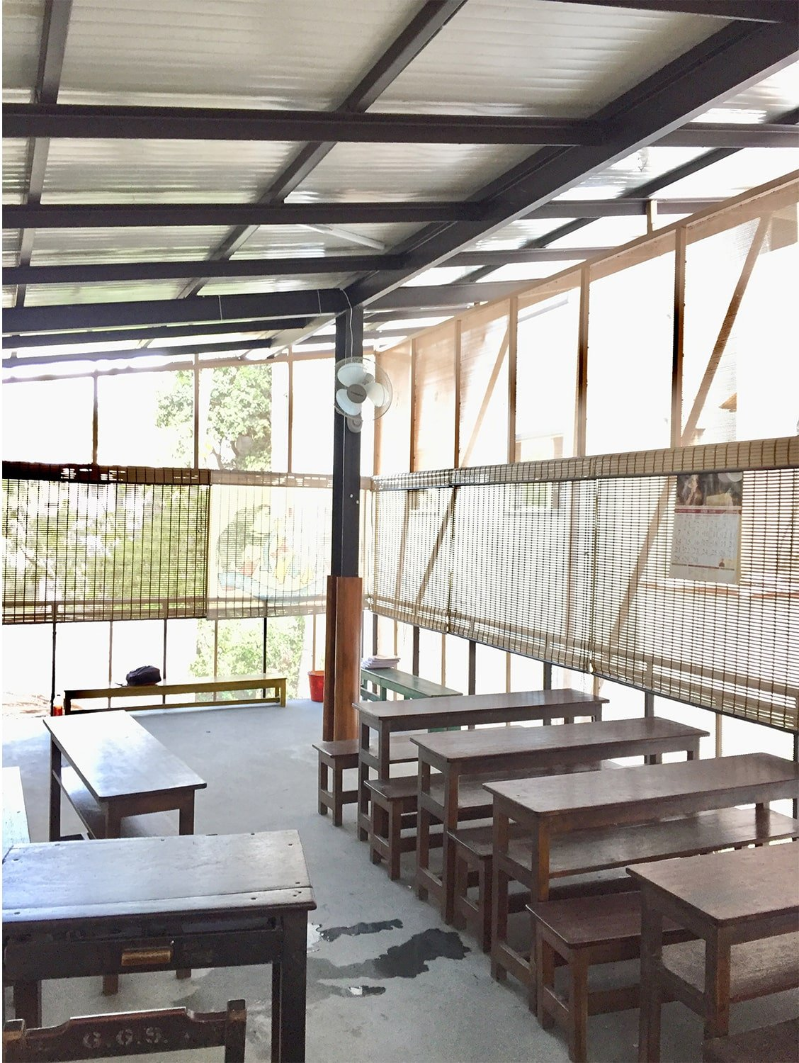Classroom at first floor Soumitro Ghosh