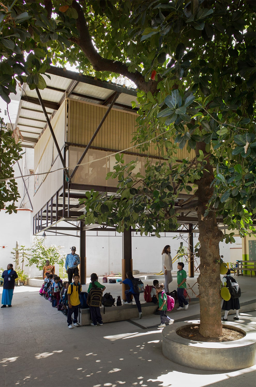 The pavilion Abhishek Dasgupta