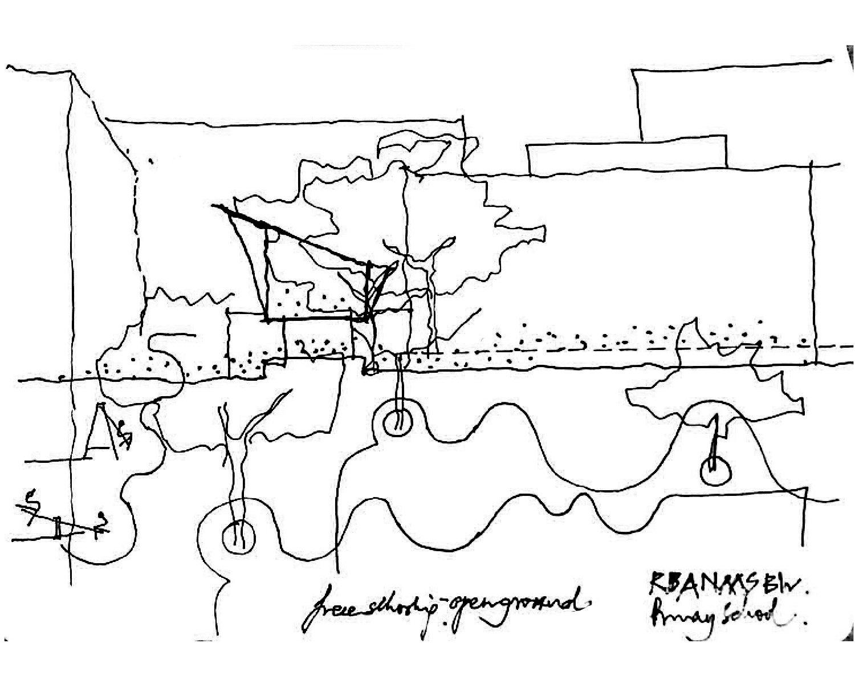 Concept sketch Soumitro Ghosh}