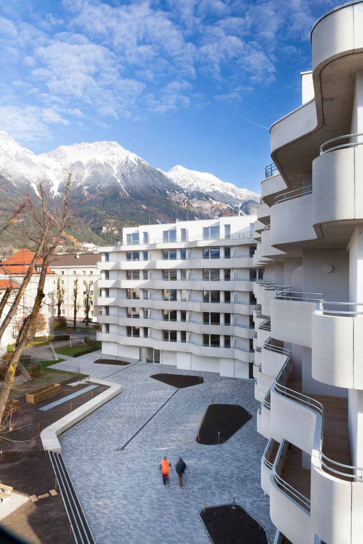 Sillblock Residential Complex Christoph Panzer