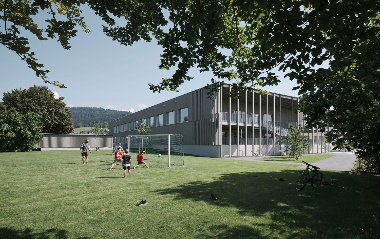 Bütze Wolfurt Primary School David Schreyer}