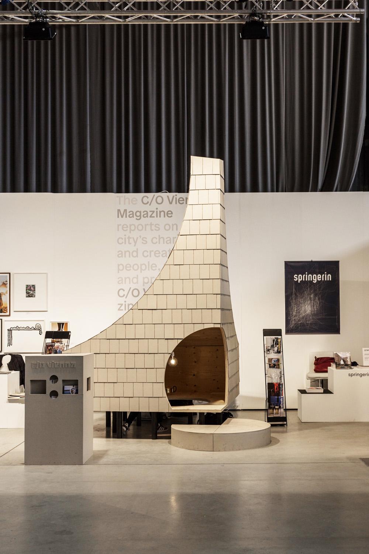 Teahouse C/O Vienna Magazine Schenker Salvi Weber Architects