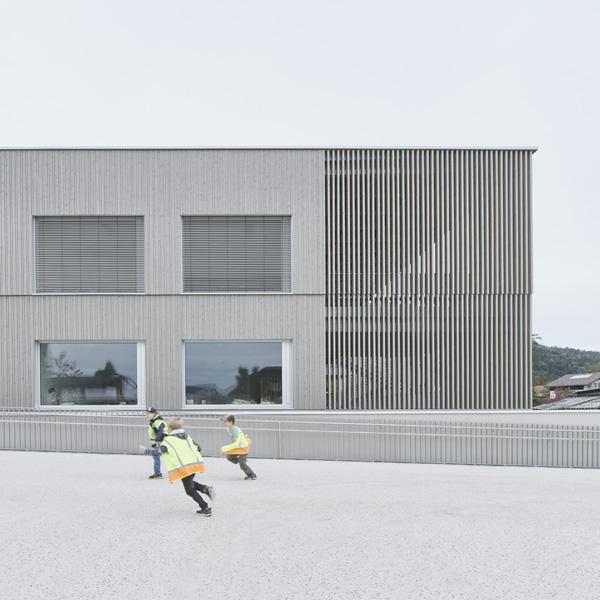 Schenker Salvi Weber Architekten