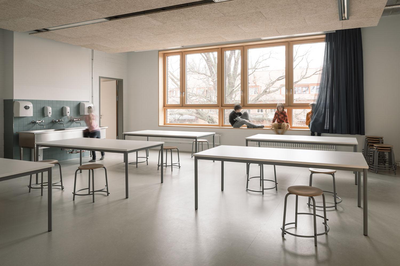 classroom Philipp Obkircher