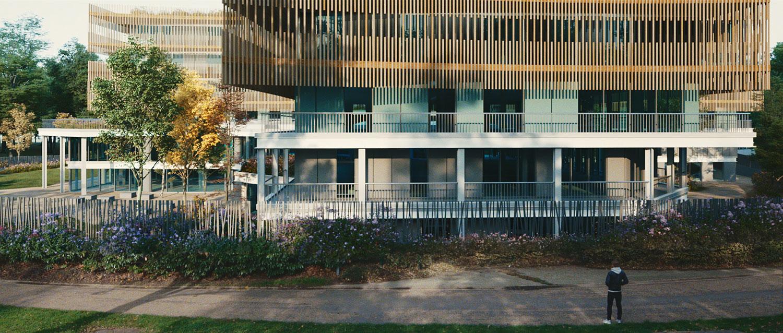 Vista dal Parco Malraux Marco Tripodi