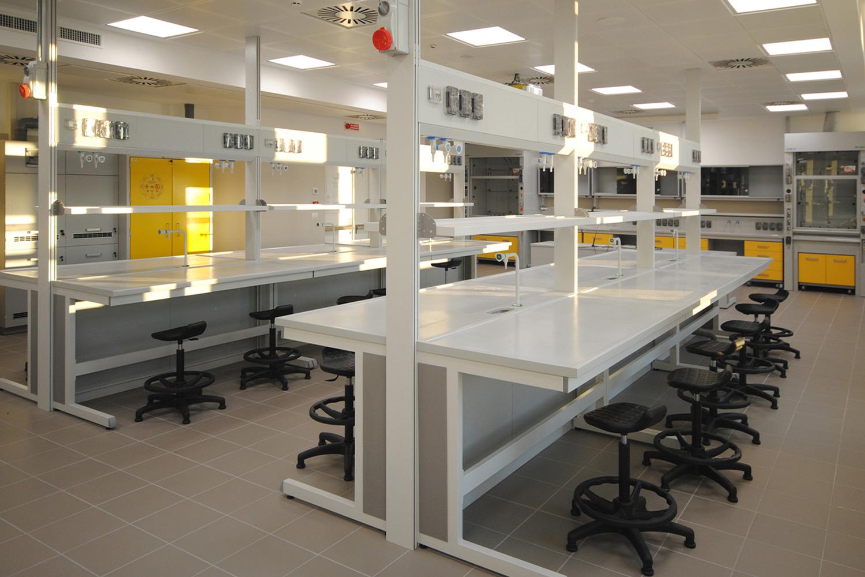 Laboratorio chimico didattico Archiloco Studio Associato