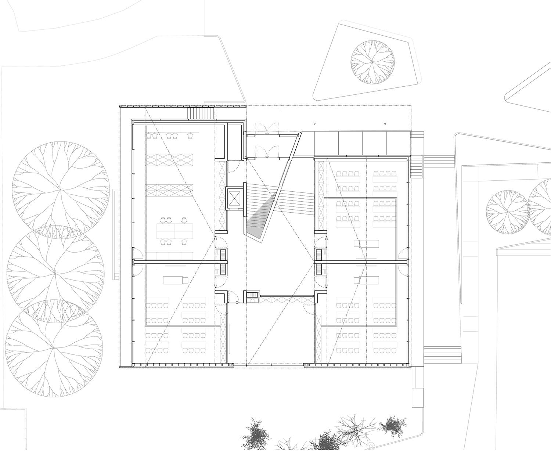Ground Floor Plan Liebel/Architekten BDA}