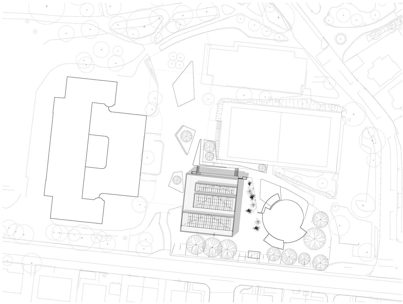 Location map Liebel/Architekten BDA}