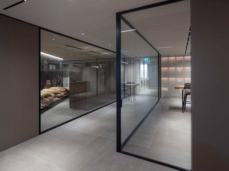 La sala confezionamento Marco Zanta