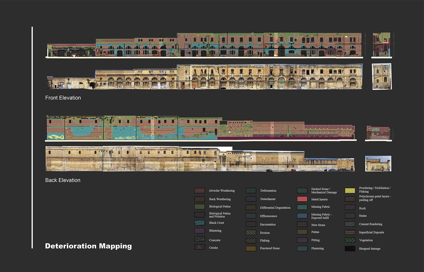 Restoration Process Edwin Mintoff Architects}