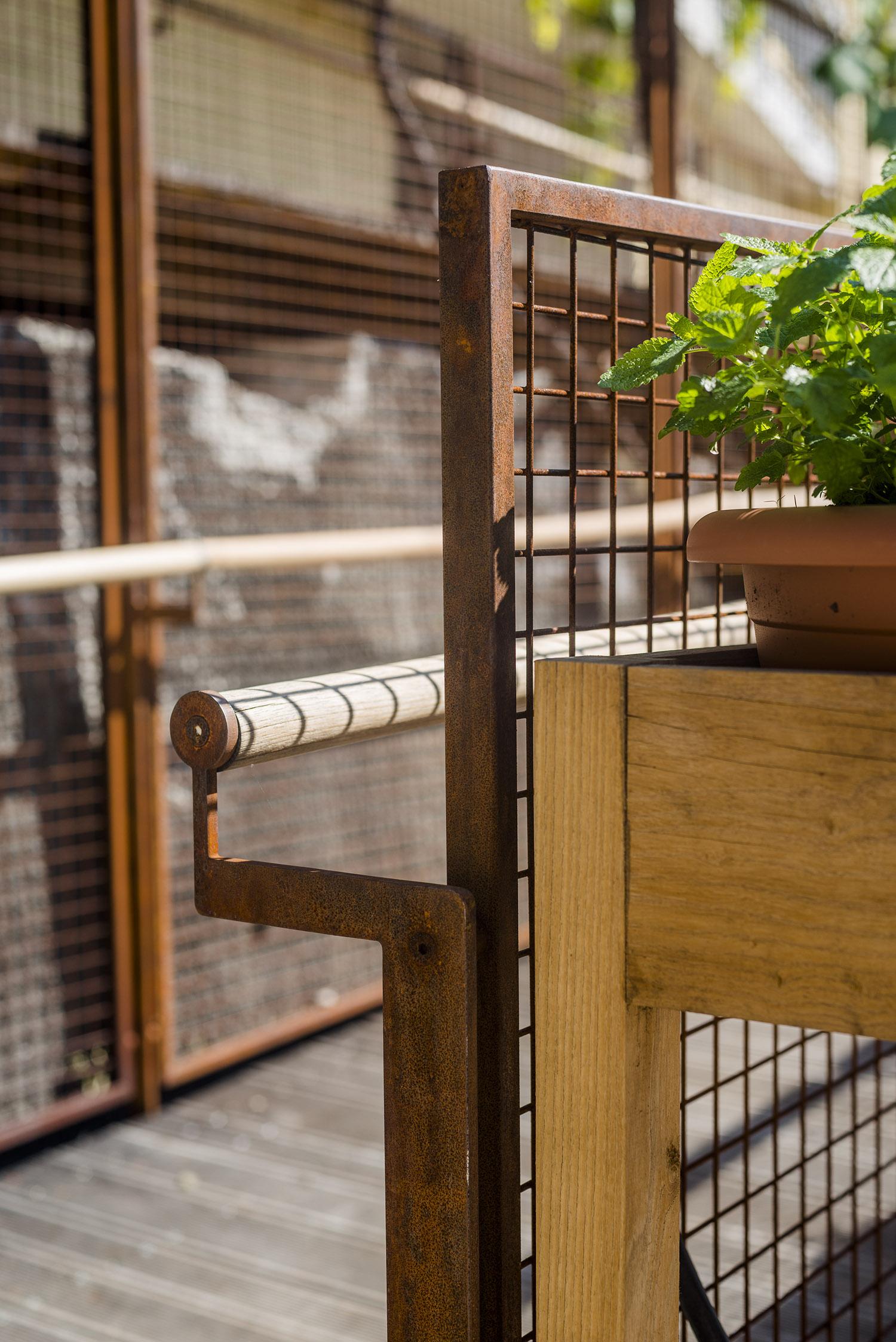 Sensory Garden Marcelo Villada