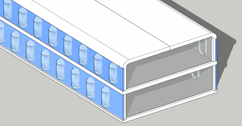 Blister Axon SCA Architecture}