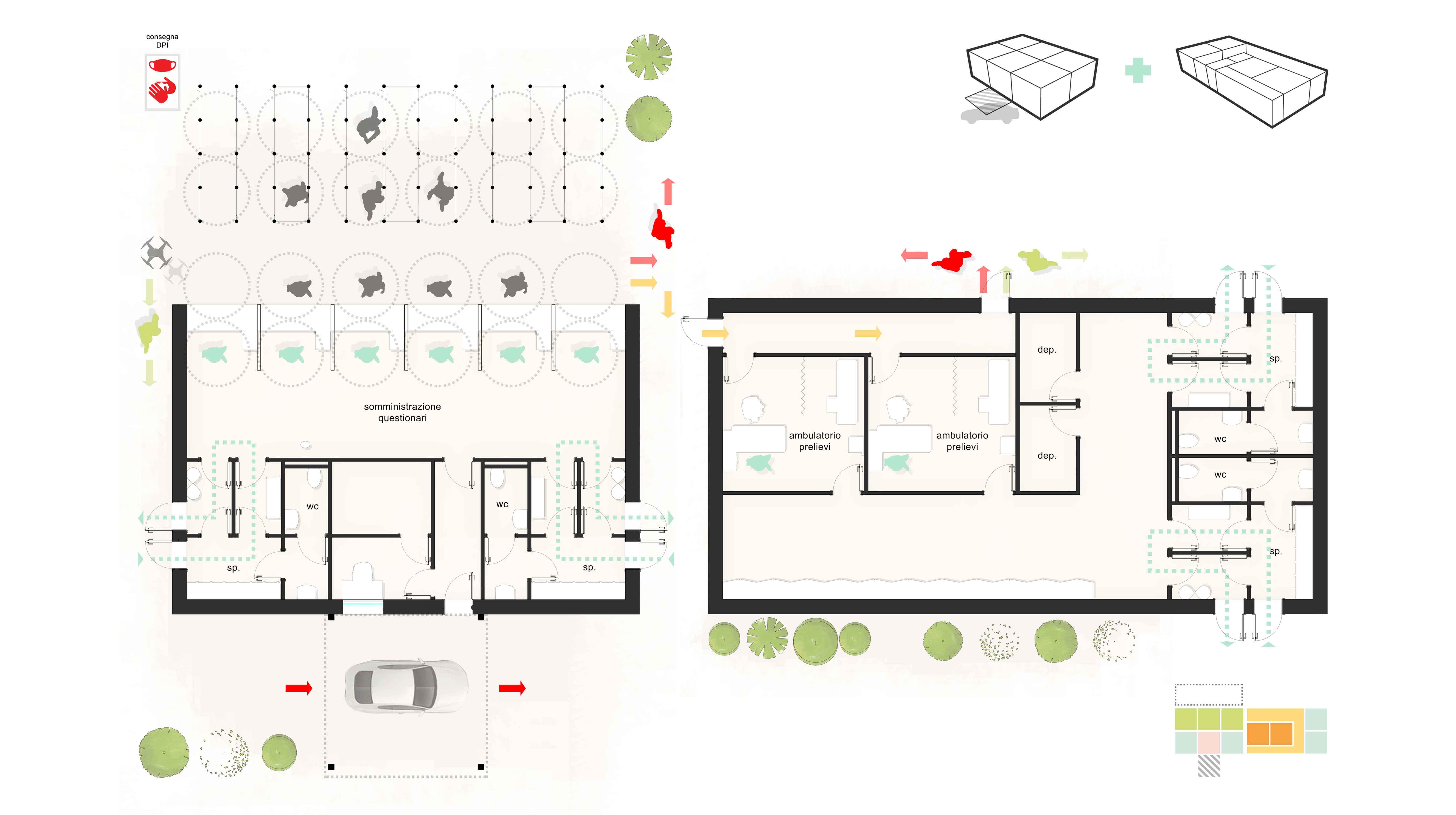 uSafe Lab - Soluzioni Implementabili: Medium + Large Binini Partners - Archilinea}