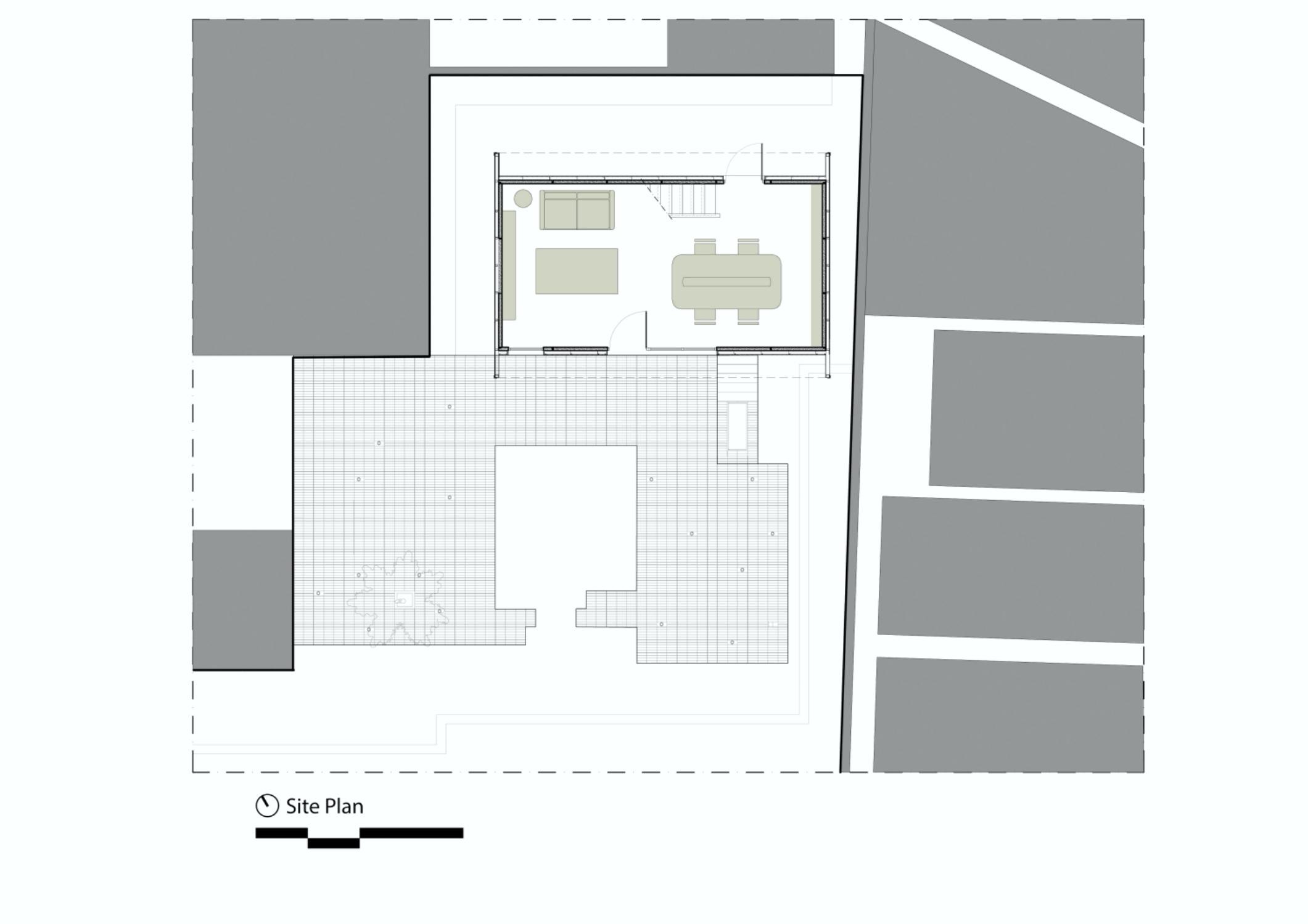 Site Plan Gea Sentanu}
