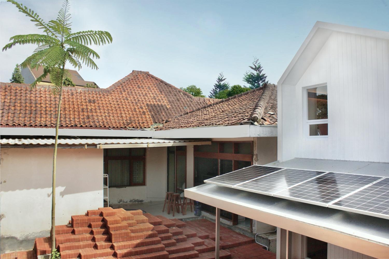 Solar PV Panel Azzahra Dartaman