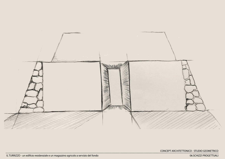 CONCEPT ARCHITETTONICO-STUDIO GEOMETRICO Moduslab Architecture&Interior design}