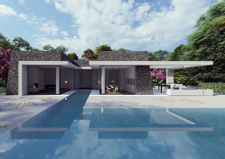 PROSPETTO FRONTALE EST Moduslab Architecture&Interior design