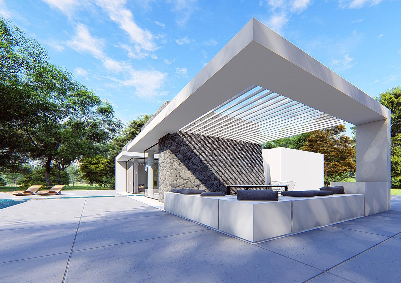 AREA ESTERNA Moduslab Architecture&Interior design