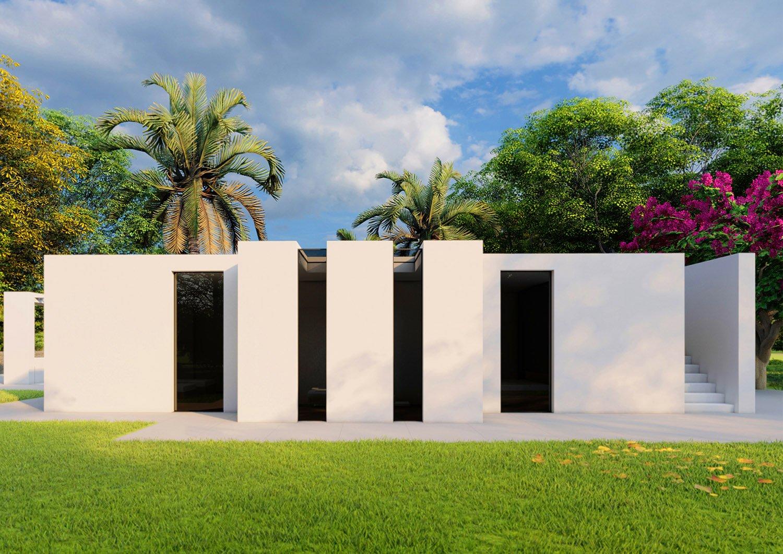 PROSPETTO RETRO Moduslab Architecture&Interior design