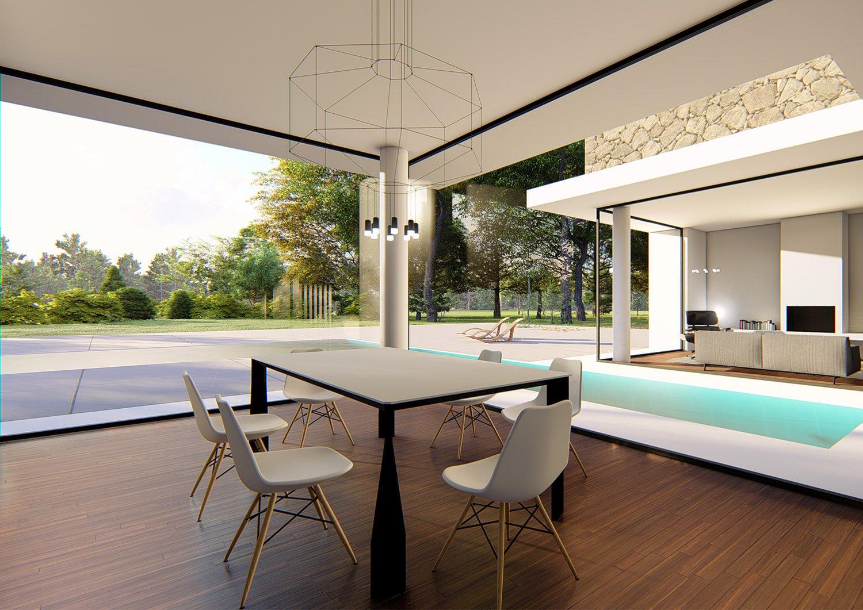 INTERNO - CUCINA Moduslab Architecture&Interior design