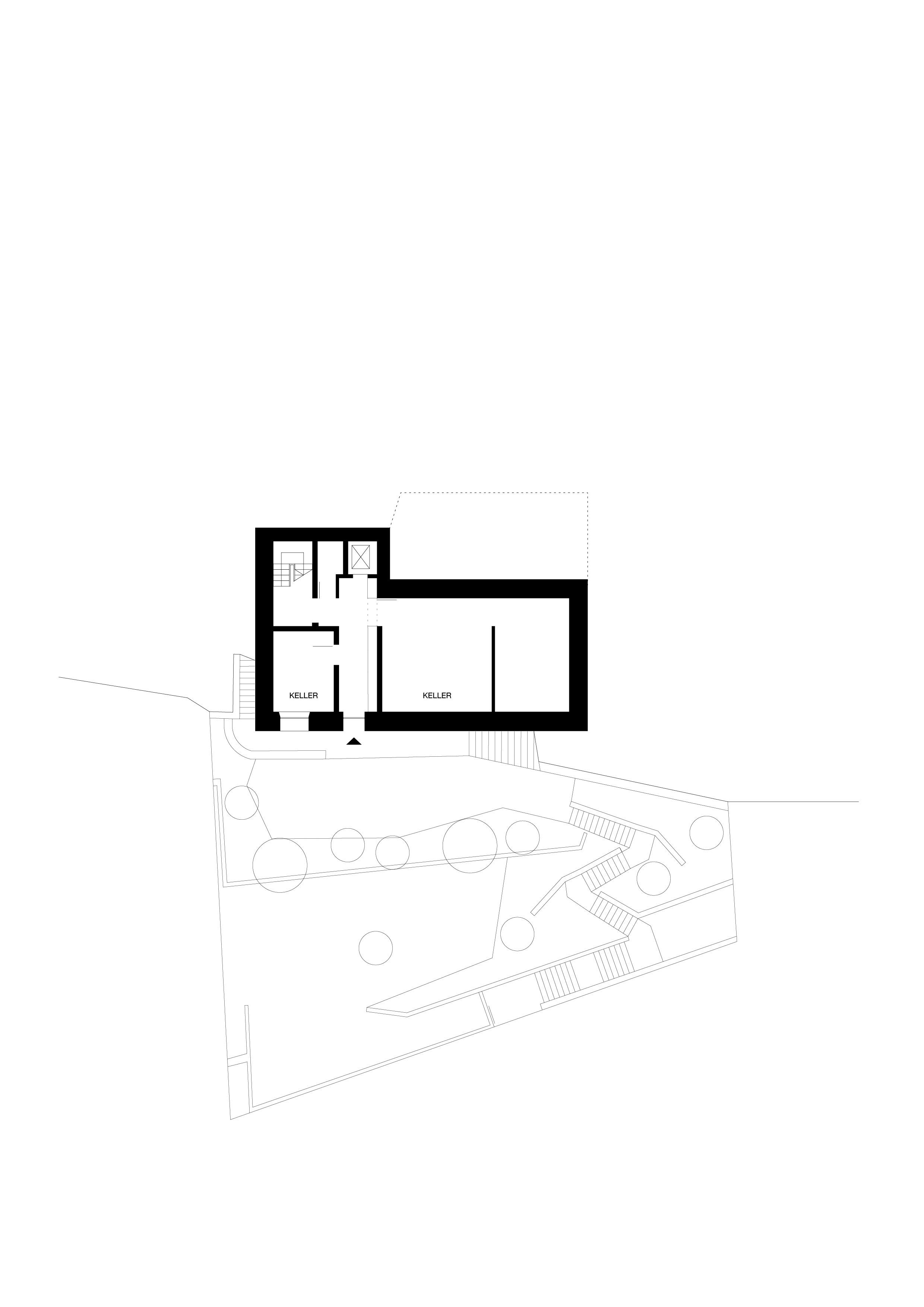 Basement Yonder - Architektur und Design}