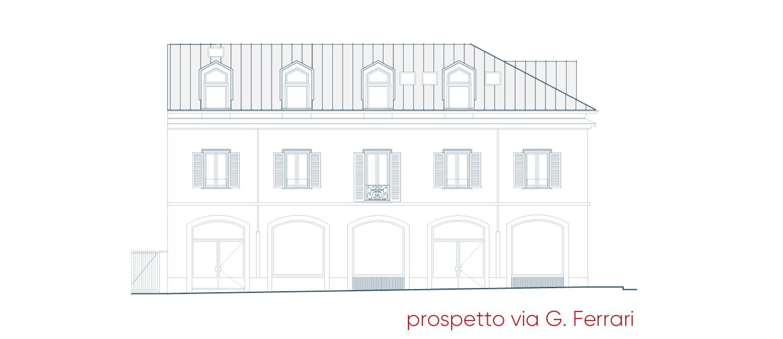 Prospetto Via Ferrari G*AA}