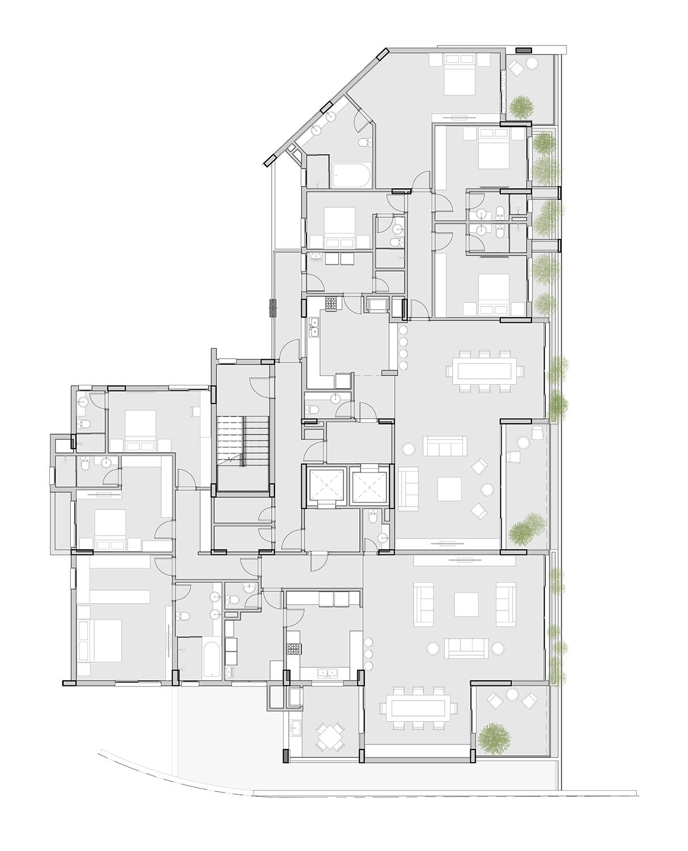 Floorplan 02 Torres Arquitetos}