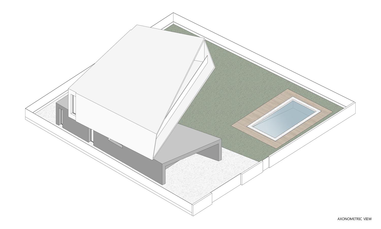 Axonometric View 3ndy Studio}