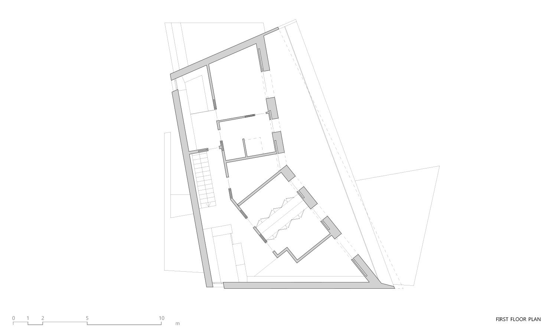 First Floor Plan 3ndy Studio}