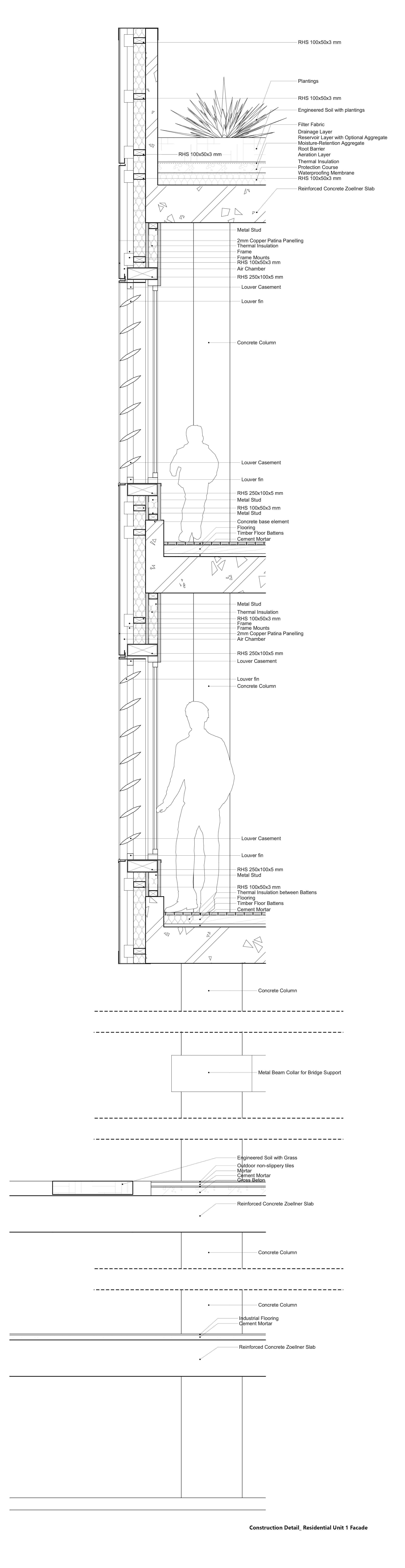 Construction Detail Yanniotis & Associates}