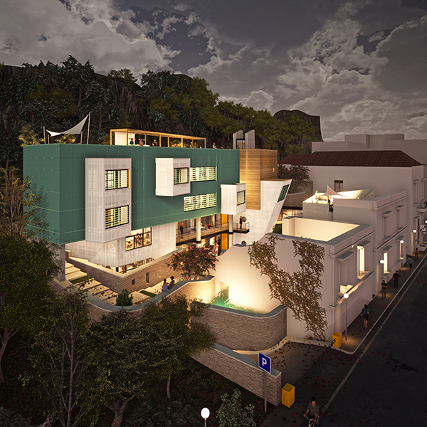 Yanniotis & Associates, Architects & Consulting Engineers / Constantinos Yanniotis