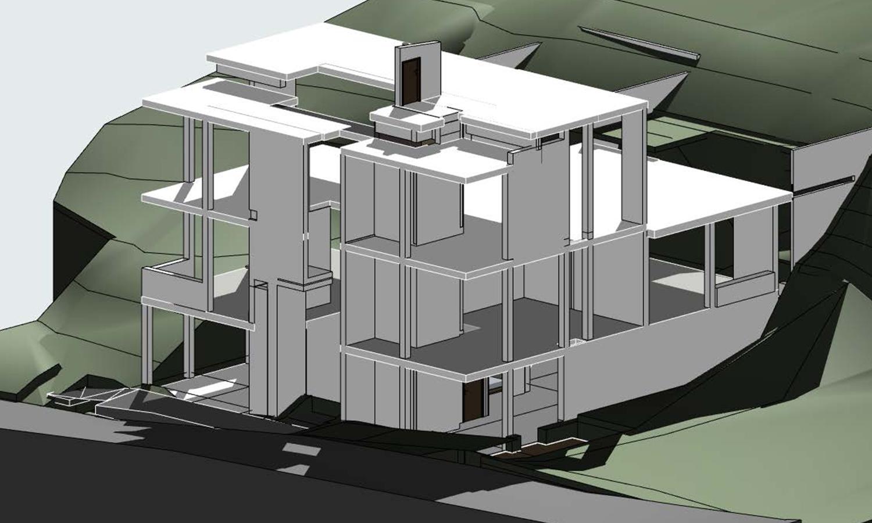construction concrete Beng Architectes Associés}