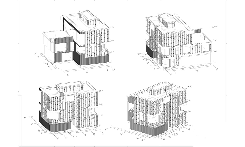 exterior skin Beng Architectes Associés}