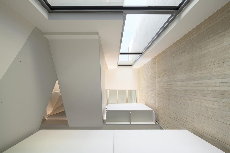 Orientation, light and sun Julien Swol for Beng Architectes Associés